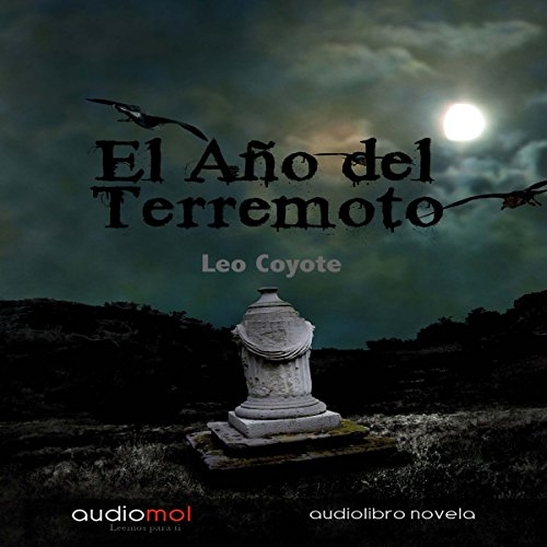 El año del terremoto [The Year of the Hurricane] audiobook cover art
