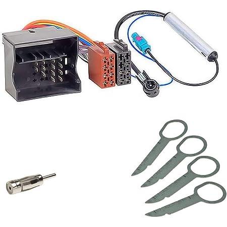 Audioproject A168 Autoradio Einbau Set Kompatibel Für Elektronik