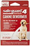 8in1 Safe-Guard Canine Dewormer for Large Dogs, 3 Day Treatment