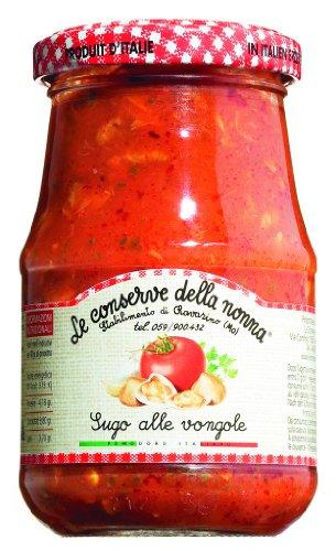 Tomatensauce mit Venusmuscheln - Sugo alle Vongole
