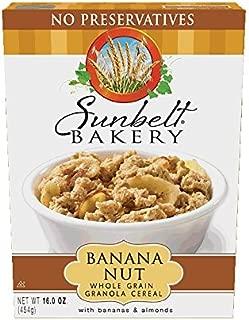 Sunbelt Bakery Cereal Banana Nut