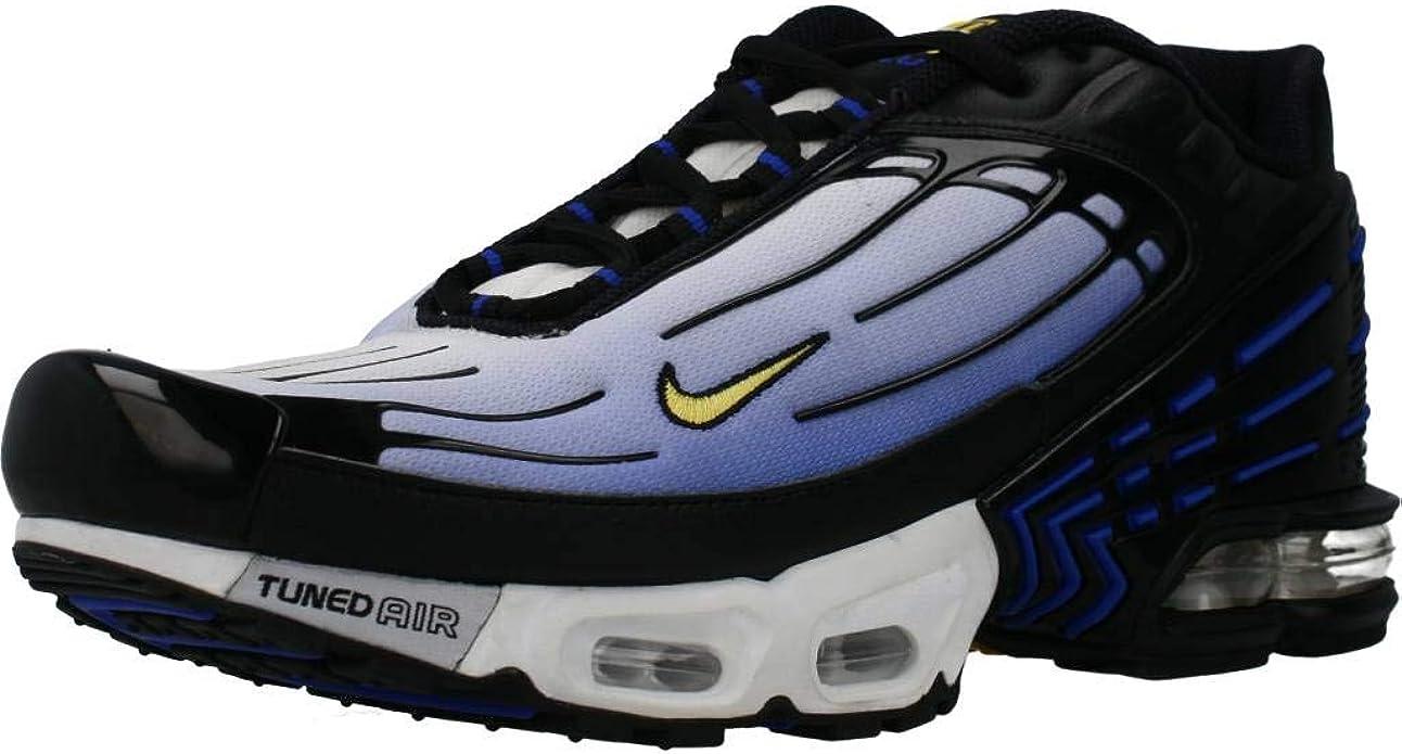 Nike Air Max Plus III, Baskets Homme : Amazon.fr: Chaussures et Sacs