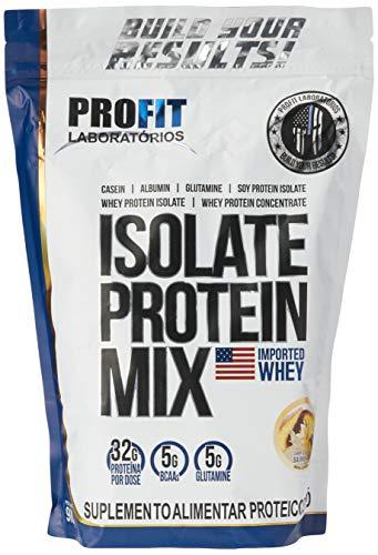 Isolate Protein Mix Baunilha 900G, Profit