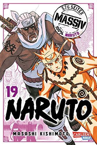 NARUTO Massiv 19: Die Originalserie als umfangreiche Sammelbandausgabe! (19)