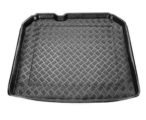 Protector Maletero PVC Compatible con Audi Q3 (con Kit de Herramientas) (2011-2018) + Regalo | Alfombrilla Maletero Coche Accesorios | Ideal para Perro Mascotas