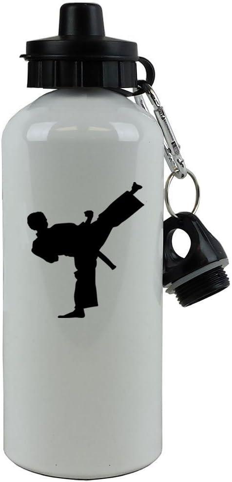 Personalized Custom Karate Aluminum Classic White 600ML Sport W 20-Ounce Cheap SALE Start