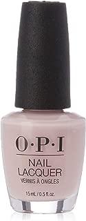 OPI Nail Lacquer, Long Lasting Nail Polish, Nude / Neutrals, 0.5 Fl Oz