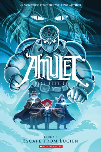 Best amulet box set 4-6 for 2020