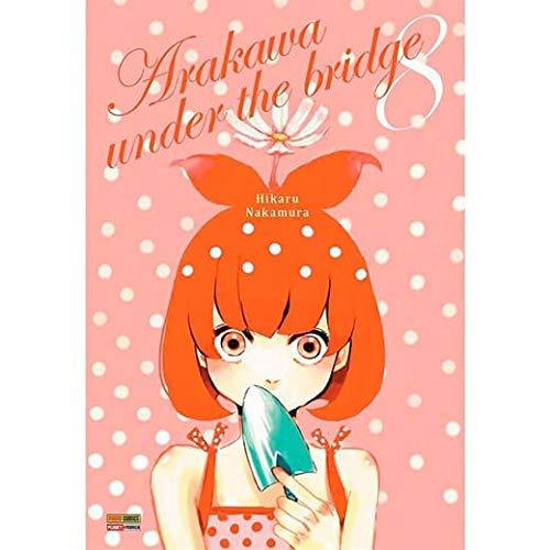 Arakawa Under The Bridge - Volume 8