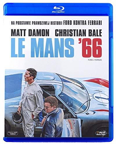 Le Mans '66 [Blu-Ray] [Region Free] (IMPORT) (Pas de version française)