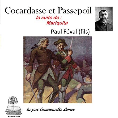 """Couverture de Cocardasse et Passepoil. La suite de """"Mariquita"""""""
