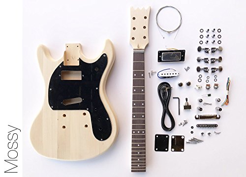 DIY Electric Guitar Kit - Mos Style Build Your Own Guitar Kit