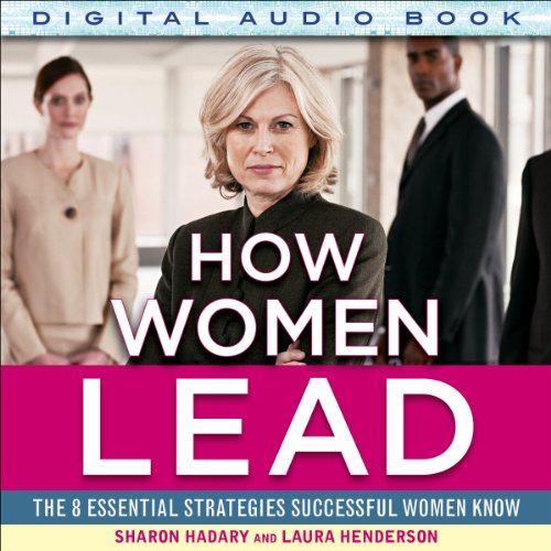 How Women Lead audiobook cover art