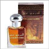 'ámbar' único Aceite Esencial Árabe / Attar / Ittr 15 ML Sin Alcohol Prime Fragancia