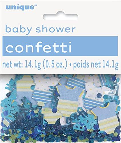 Unique Party Supplies Blau Polka Dot Baby Dusche Konfetti