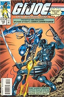 GI JOE #150 marvel comics 1994 1st first print g.i. 150