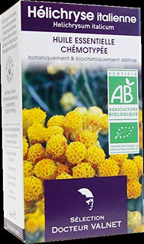 Helichryse italienne - 5 ml