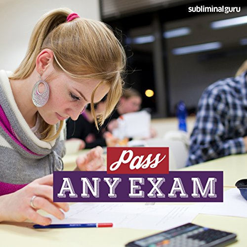 Pass Any Exam cover art