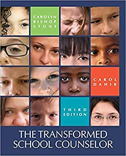 [1305087275] [9781305087279] The Transformed School Counselor 3rd Edition-Hardcover