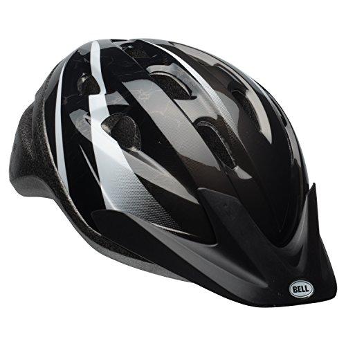 BELL Richter Bike Helmet - Black & White, 54-58cm (7107121)
