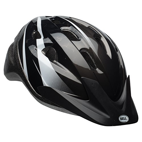BELL Richter Bike Helmet - Black & White, 54-58cm (7107121)