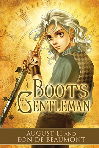 Boots for the Gentleman (Steamcraft and Sorcery Book 1) (English Edition)