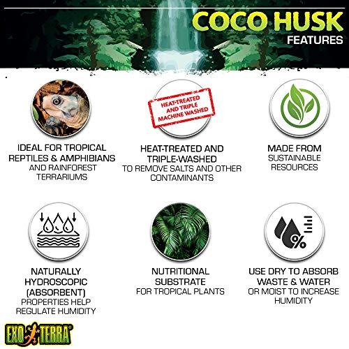 Exo Terra Compressed Coconut Husk