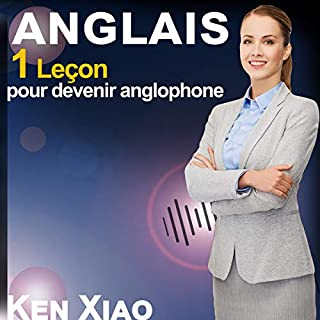 Anglais: 1 Leçon pour devenir anglophone [English: 1 Lesson to Become English-Speaking] cover art