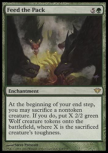 Feed the Pack Dark Ascension