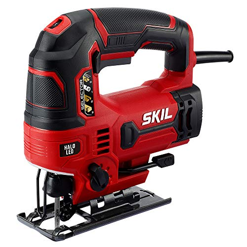 Skil 6 Amp Corded Jig Saw- JS314901
