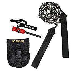 Wire saw for the Amazon bug out bag list