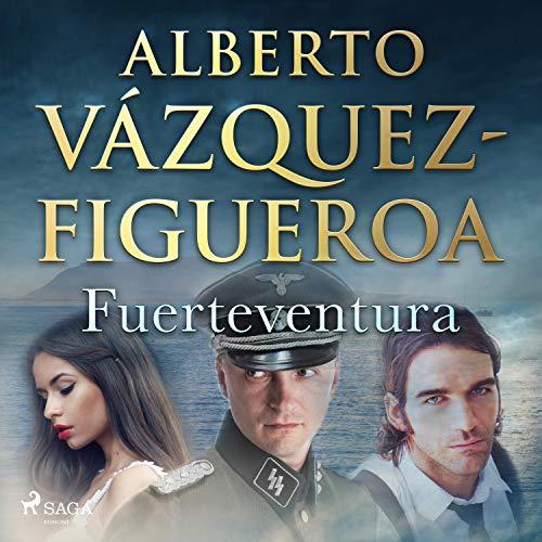 Diseño de la portada del título Fuerteventura