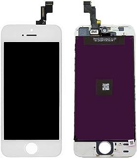 طقم بديل لشاشة اللمس ال سي دي لهاتف ايفون 6 - لون ابيض
