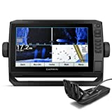 DISPLAY MULTIFUNCION GARMIN ECHOMAP UHD 92SV PLOTTER/SONDA 9' GPS INTEGRADO WIFI NMEA2000 SONDA CHIRP Y CLEARVU/SIDEVU INCLUYE TRANSDUCTOR GT54