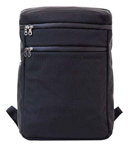 [ベルーフ] リュック RUSH 日本製 PC・A4収納 14L ブラック One Size