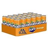 Fanta Orange EINWEG Dose, (24 x 330 ml)