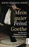 Mein guter Feind Goethe. Die geheimen Memoiren des Grafen Alexandre de Cagliostro: Historischer Roman