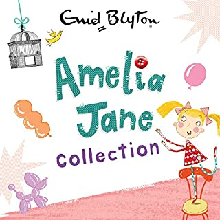 The Amelia Jane Collection cover art