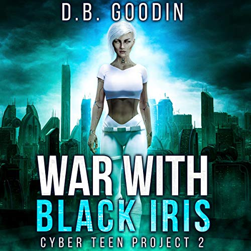 『War with Black Iris』のカバーアート
