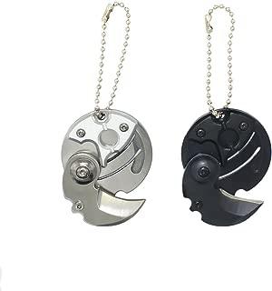 Best key shaped pocket knife necklace Reviews
