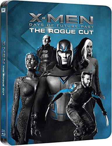 X-Men: Days of Future Past - Steelbook Edition Rogue Cut [Blu-ray]
