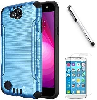 Huawei Ascend XT2 H1711 Case, Huawei Elate 4G Case, Luckiefind Hybrid Dual Layer Hybrid..
