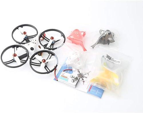 GreatWall LDARC ET125 V2 5.8G Brushless OSD DSM2 Empfänger Mini FPV RC Racing Drone PNP SchwarzRing