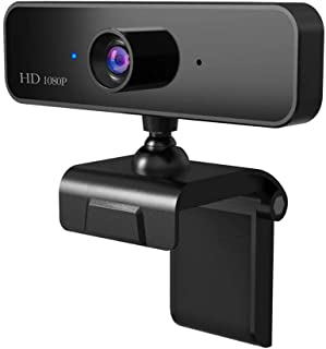 FAN Cámara USB HD 1080P Cámara Micrófono Incorporado De Enfoque Automático De Gama Alta Llamada De Vídeo para PC Portátil