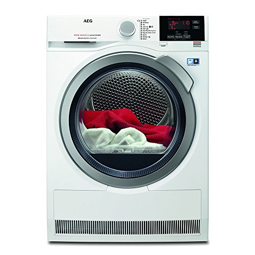 AEG T8DBG842 Independiente Carga frontal 8kg A++ Blanco -