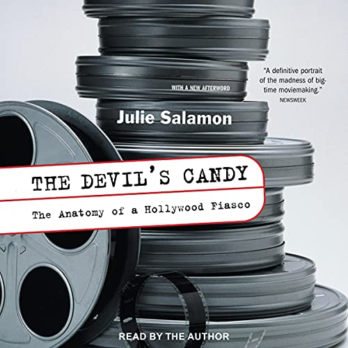The Devil's Candy cover art