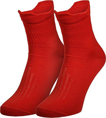 adidas Herren NMD Socks, Rot (ROJBAS), 39-42