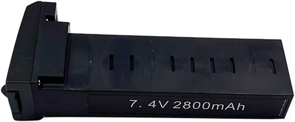 1 batería recargable de alta capacidad de 7,4 V 2800 mAh para SG906 Pro Quadcopter