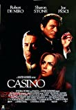 Close Up Casino Poster (68,5cm x 101,5cm)