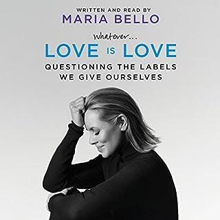 Whatever...Love Is Love audiobook cover art